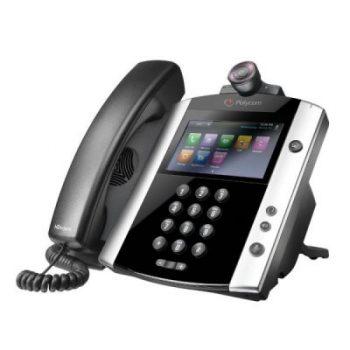 Polycom VVX601 Desk Phone with USB Camera